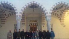 Sabah Namazında Ömer Öztürk Camii'ndeydik