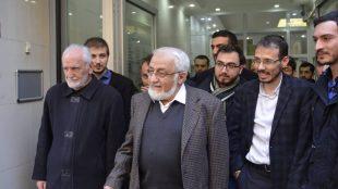 MTTB 50. Dönem Genel Başkanı Muhterem Ömer Öztürk Sohbeti