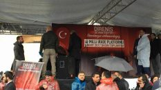 Darbeci Hainleri Protesto Ettik