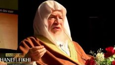 Suriyeli Alim Muhammed Avvame, İmâm-ı A'zâm (r.a.) ve Hadislerle Hanefi Fıkhı