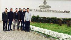 Öğrencilerimizden Darülaceze'deki Büyüklerimize Ziyaret