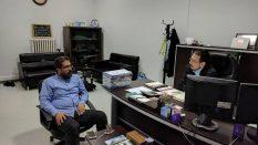 TÜRGEV Genel Müdürü Ali Çevik Feriköy Yurdu'nu ziyaret etti
