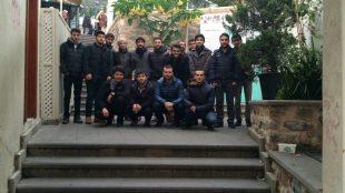 Ebu Derda (r.a.)'ı ve Aziz Mahmut Hüdai (k.s.)'ı ziyaret ettik