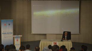 "İstanbul Başvaizi Mustafa Akgül ""Âfâk ve Enfüs"" Konferansı"