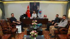 Kağıthane Belediye Başkanı Sn. Fazıl Kılıç'ı Ziyaret Ettik
