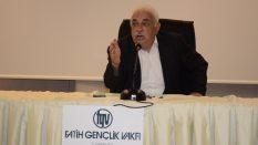 İstanbul Başvaizi Mustafa Akgül, Ömer Öztürk Yurdu'nda Bizlerleydi