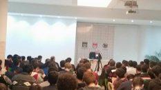 Prof. Dr. Ahmet Şimşirgil II. Abdülhamid Han ve Kudüs Konferansıyla Bizlerleydi