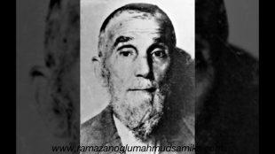 Hz. Mahmud Sami (k.s.)'un Hayatından Kesitler Dergah Günleri