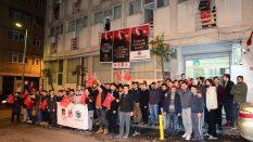 Fatih Gençlik Vakfı'ndan Mehmetçik'e 3 Bin Çorap