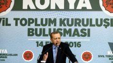 Recep Tayyip Erdoğan'ın Konya Ziyaretleri