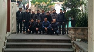 Aziz Mahmut Hüdai Camii Ziyareti Yaptık