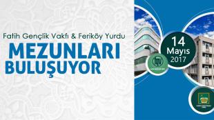 FGV ve Feriköy Öğrenci Yurdu Mezunları Buluşuyor