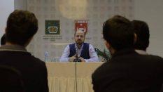 Bilal Erdoğan Feriköy Yurdu'nda Öğrencilerle Buluştu