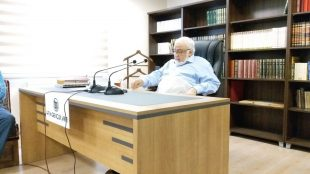 MTTB 50. Dönem Genel Başkanı Muhterem Ömer Öztürk Sevenleriyle Bir Araya Geldi