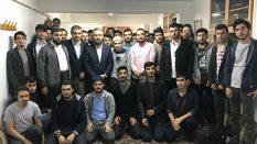 İhsan Şenocak Hocaefendi FGV'yi Ziyaret Etti