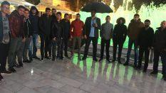 Ömer Öztürk Yurdu Olarak Sabah Namazında Eyüp Sultan'daydık