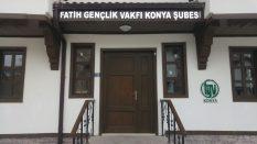 Fatih Gençlik Vakfı Çalışmalarını Sürdürüyor