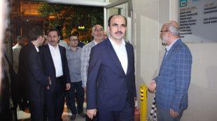 Konya Büyükşehir Belediye Başkanı Altay Sahurda Öğrencilerle Buluştu